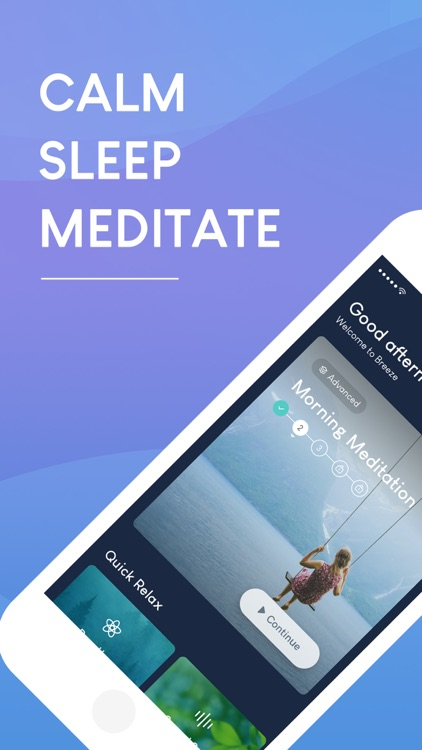 Breeze - Meditation & Sleep