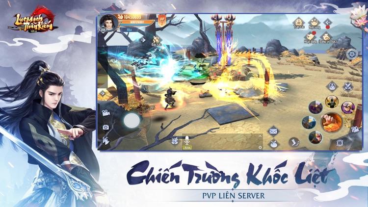Lục Mạch Thần Kiếm 3D screenshot-4