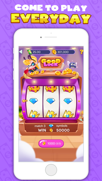 Screenshot for Lucky Slots - Good Luck in United States App Store