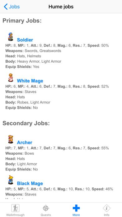 FFTA2 Game Guideのおすすめ画像8
