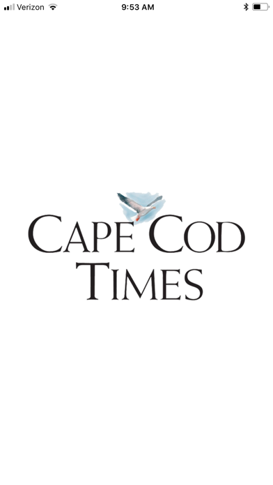 Cape Cod Times, Hyannis, Mass. Screenshot