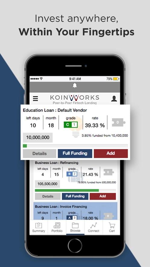 KoinWorks】应用信息- iOS App基本信息 应用截图 描述 内购项目