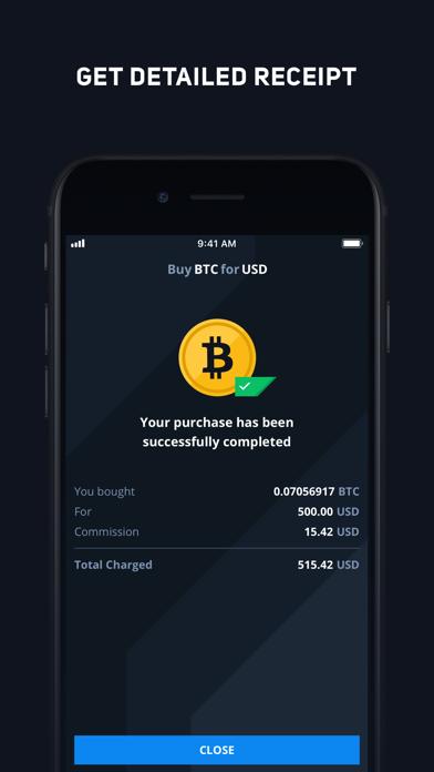 CEX.IO Криптовалютная биржаСкриншоты 7