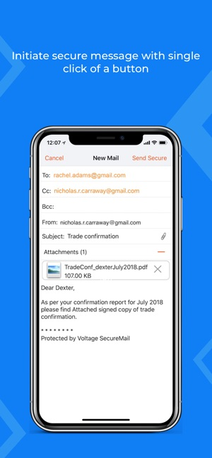 Voltage Mail on the App Store