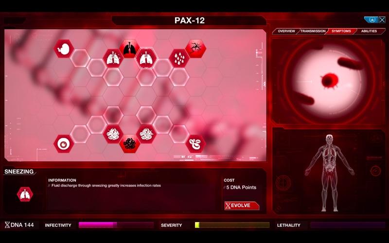 Plague Inc: Evolved screenshot 1