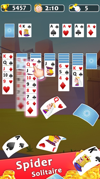 All in One Solitaire Card Game screenshot-3