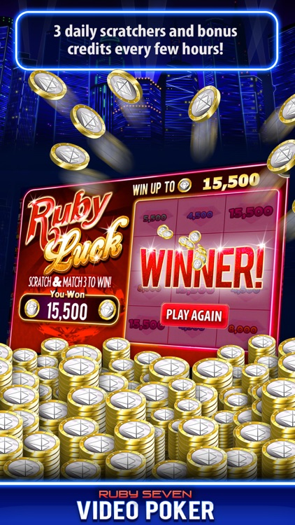 Video Poker by Ruby Seven screenshot-5
