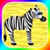 子供動物音遊びゲームに脳天才 - iPadアプリ
