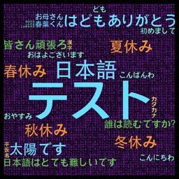 Japanese Test for beginners