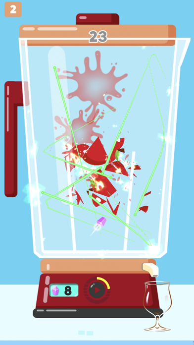 Laser Juicer screenshot 3