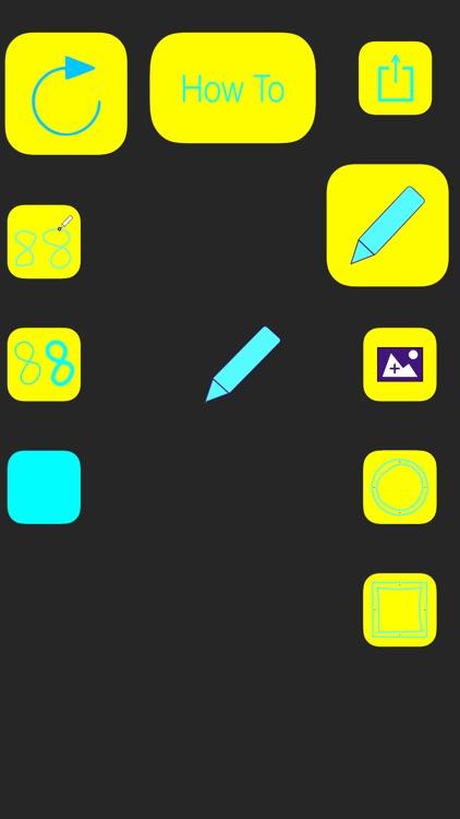 AirDraw + Share screenshot-0