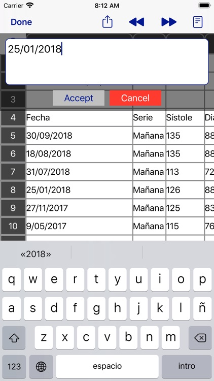 CSV easy editor screenshot-7