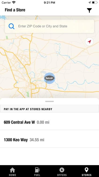 Kum & Go screenshot-3