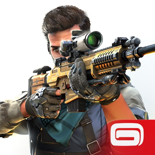 Sniper Fury: FPS Shooting Game