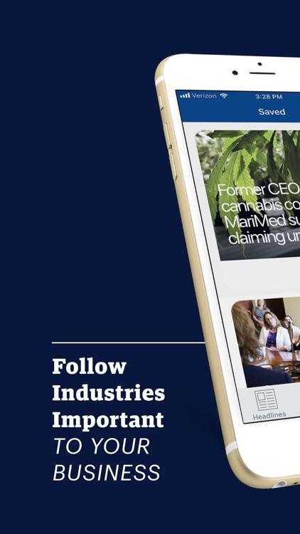 Triad Business Journal screenshot-3