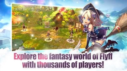 Flyff Legacy - Anime MMORPG for windows pc