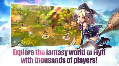 Flyff Legacy - Anime MMORPG - Revenue & Download estimates