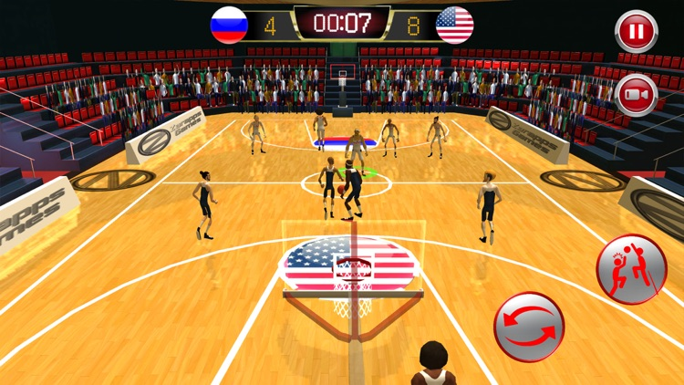 World Basketball screenshot-3