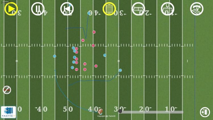 American Football 3D Playbook screenshot-6