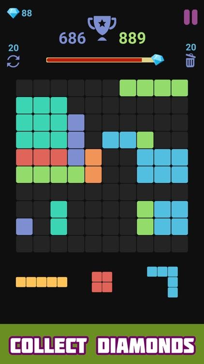 Block Puzzle Fill The Gird screenshot-3