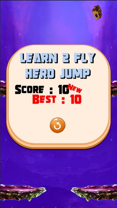 Learn To Fly - Hero Jump