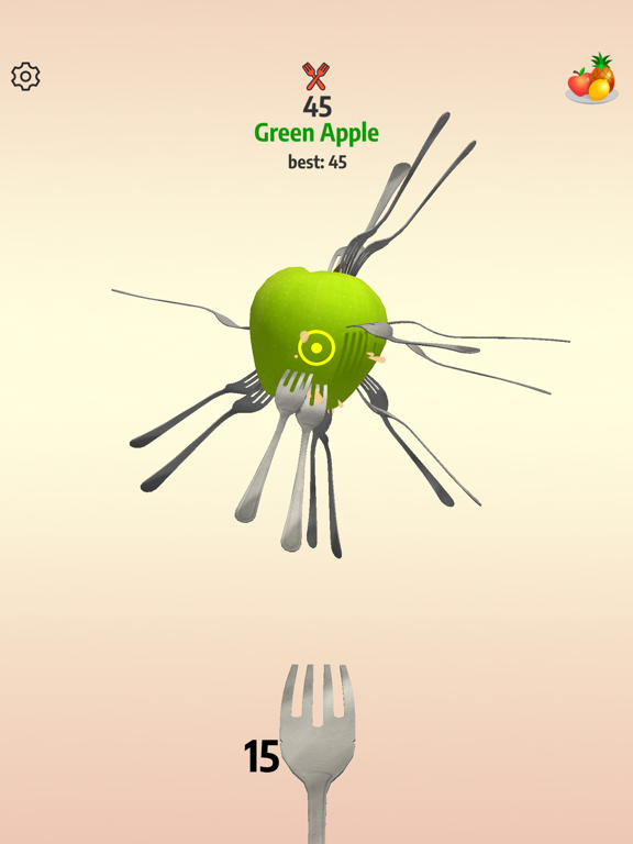 Fork The Fruit screenshot 4