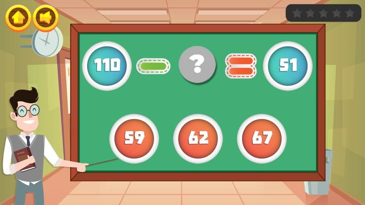 Third Grade Math Game screenshot-5