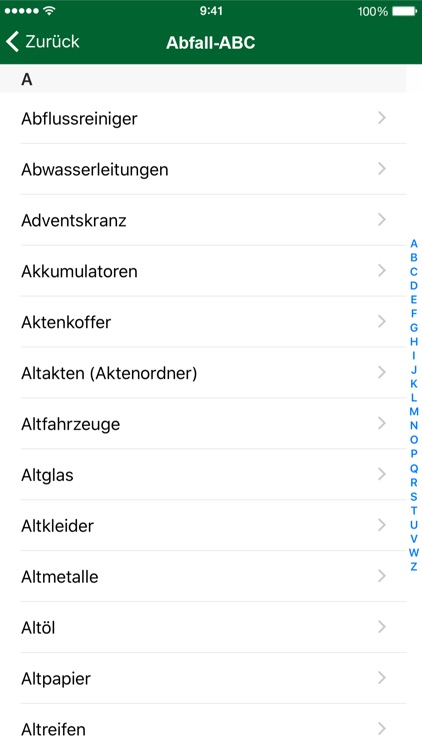 Abfall SLK screenshot-4
