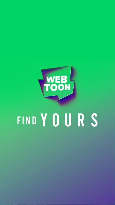 WEBTOON - Find Yours Screenshot