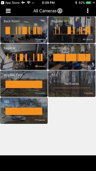 Hosted Cloud Video by Camcloud Inc  (iOS, United States) - SearchMan
