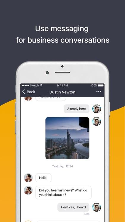 OilDrop: business platform screenshot-3
