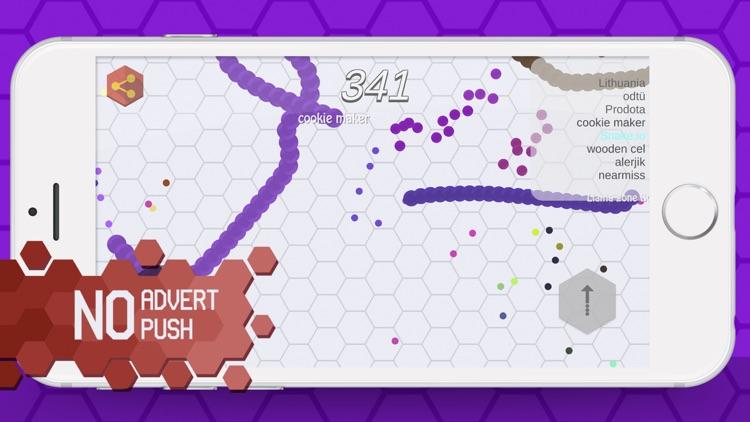 Snake.io - Fun Online Slither screenshot-4