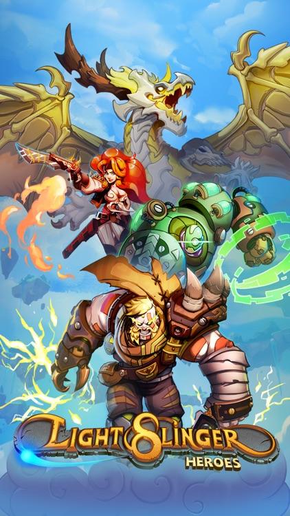 LightSlinger Heroes RPG screenshot-7