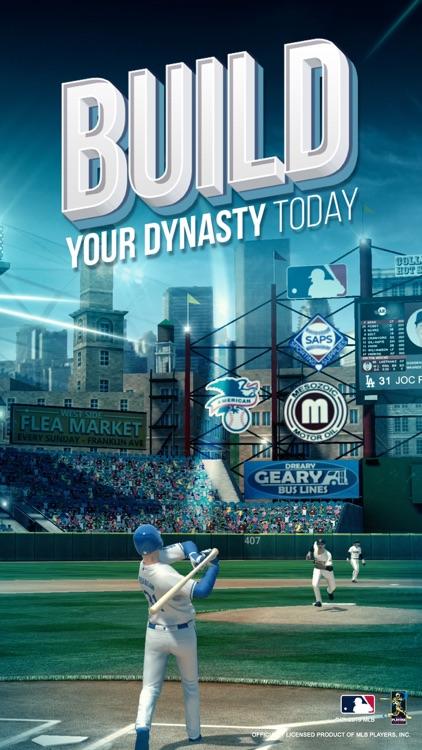 MLB Tap Sports Baseball 2019 screenshot-4