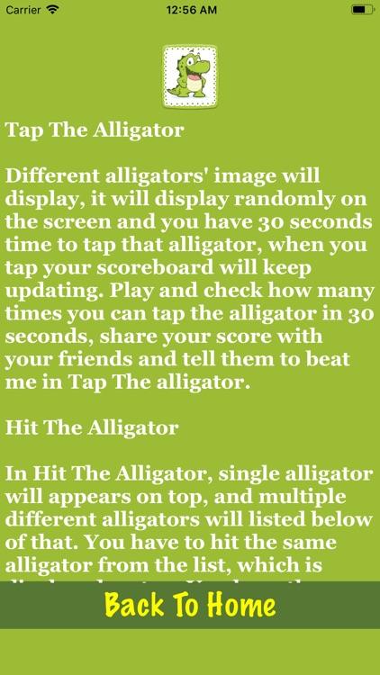 Alligator - be reactive screenshot-4
