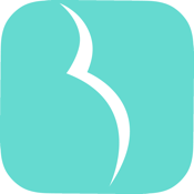 Ovia Pregnancy Guide - Health and symptoms tracker, week by week baby development, calendar and countdown app icon