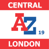 Visual IT Ltd - Central London A-Z Map 19 アートワーク