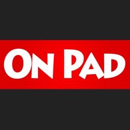 ON PAD
