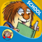 App Icon for LC Library - School Edition App in Colombia IOS App Store