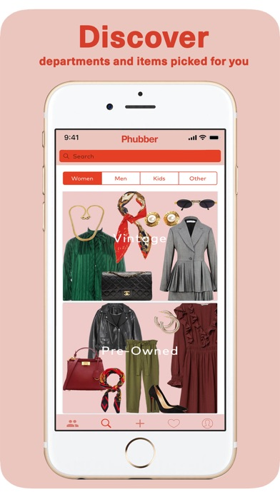 Screenshot for Phubber App in Azerbaijan App Store