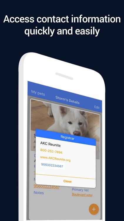 PetTracks - Pet Management screenshot-3