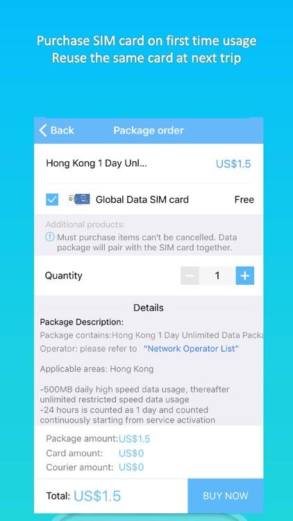 GlobalDataSIM by China Mobile International Limited