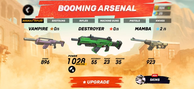 Guns of Boom on the App Store