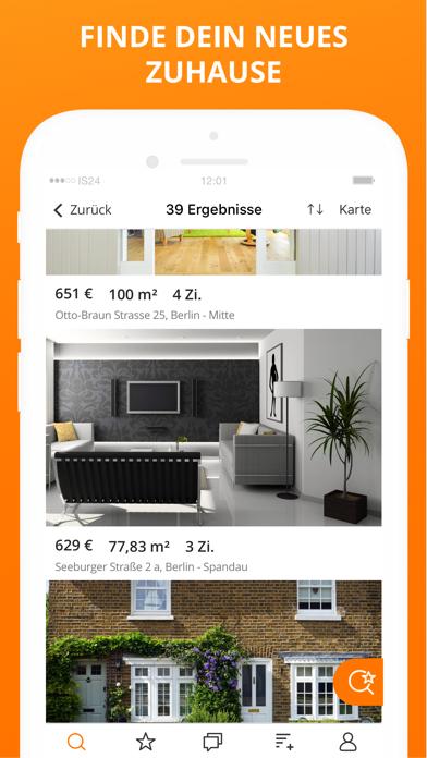 Herunterladen ImmobilienScout24 - Immobilien für Pc