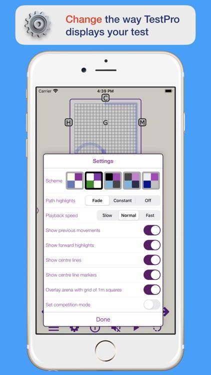 TestPro: FEI Dressage Tests screenshot-3