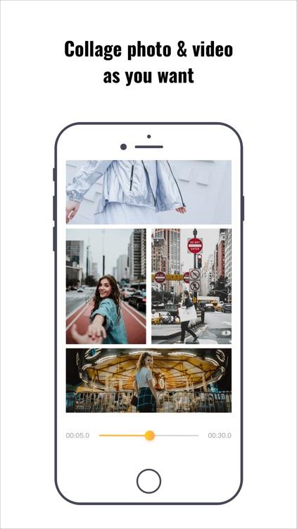 Pixfuse – Photo Collage Maker