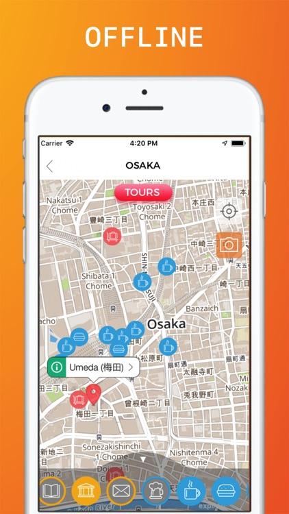 Osaka Travel Guide Offline screenshot-3