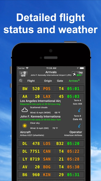 mi Flight Board Pro - Airport