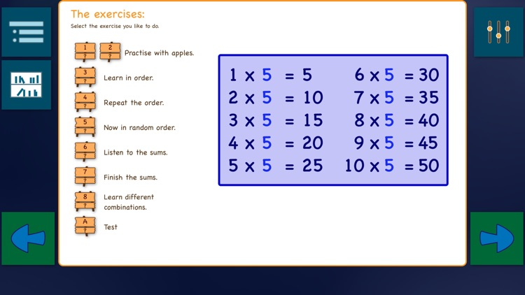 The 10 Times Tables (MagiWise) screenshot-0