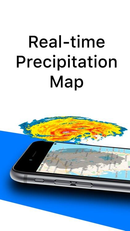 RainViewer: NOAA Weather Radar